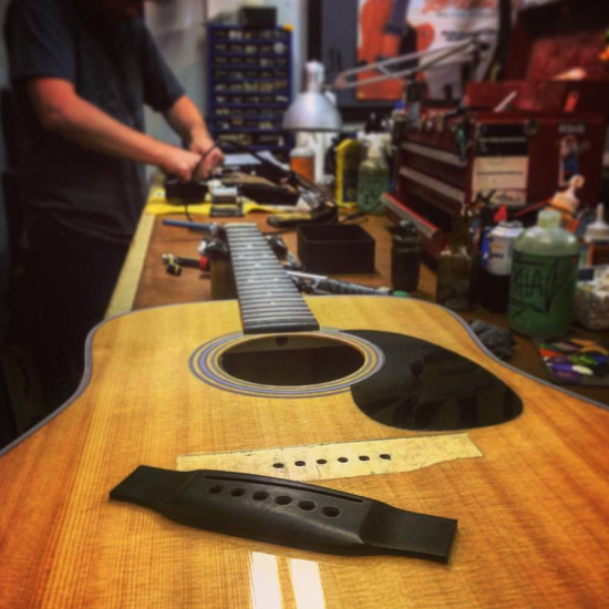 Instrument & Guitar Repair