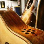 Building a Guitar: R Guitars in Calgary